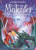 Malenfer : Terres de Magie, Tome 4 : Les Sorcières des Marais