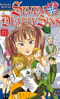 Seven Deadly Sins, Tome 21