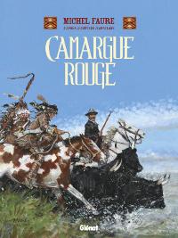 Couverture du livre : Camargue Rouge