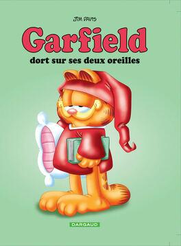 Couverture du livre : Garfield, tome 18 : Garfield dort sur ses deux oreilles