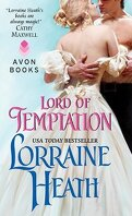 Les Lords Pembrook, Tome 2 : Lord of Temptation