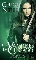 Les Vampires de Chicago, Tome 13 : Demain ne mord jamais