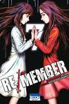 couverture Re/member, tome 7