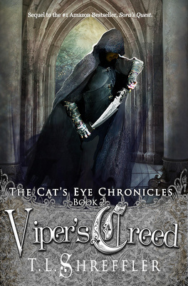 Couverture du livre : The Cat's Eye Chronicles, Tome 2 : Viper's Creed