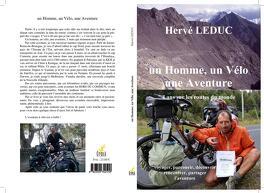 Couverture du livre : un Homme, un Vélo, une Aventure