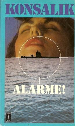 Couverture du livre : Alarme
