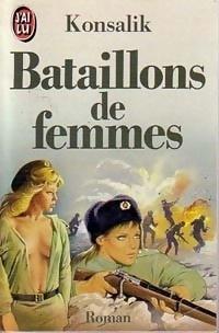 Couverture du livre : Bataillons de femmes