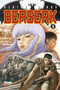 Couverture du livre : Berserk, Tome 5