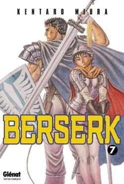 Couverture du livre : Berserk, Tome 7