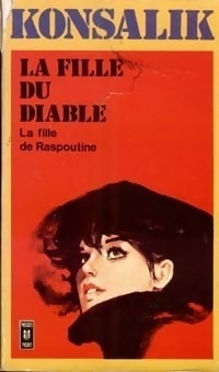 Couverture de La fille du diable