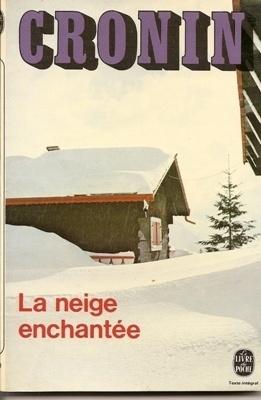 Couverture du livre : La neige enchantée