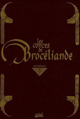Couverture du livre : Les contes de Brocéliande - Intégrale