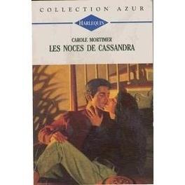 Couverture du livre : Les Noces de Cassandra