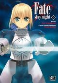 Fate Stay Night, Tome 1