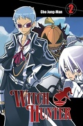 Witch Hunter, Tome 2