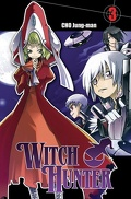 Witch Hunter, Tome 3