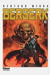 couverture Berserk, Tome 10