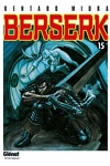 couverture Berserk, Tome 15