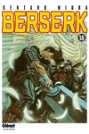 couverture Berserk, Tome 18