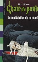 Chair de poule, Tome 1 : La Malédiction de la momie