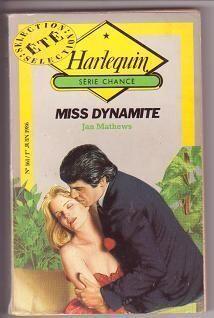 Couverture du livre : Miss Dynamite