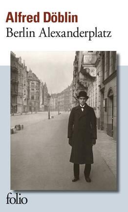 Couverture du livre : Berlin-Alexanderplatz