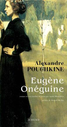 Couverture du livre : Eugène Onéguine