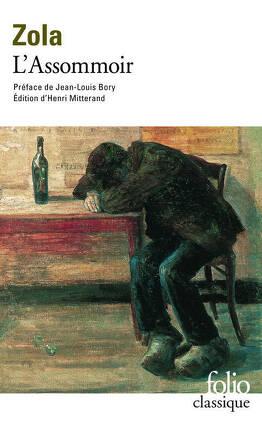 Couverture du livre : L'Assommoir