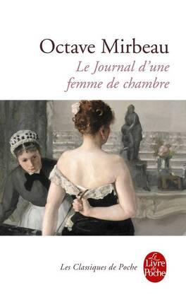 Couverture du livre : Le Journal d'une femme de chambre