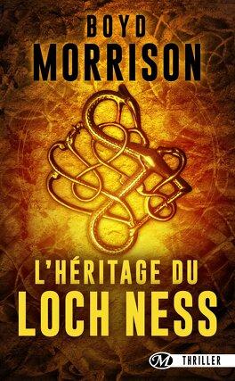 Couverture du livre : L'Héritage du Loch Ness