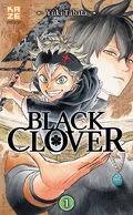 Black Clover, Tome 1