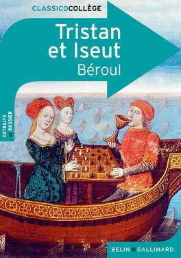 Couverture du livre : Tristan et Iseut