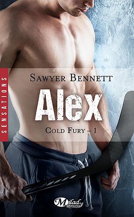 Couverture du livre : Cold Fury, Tome 1 : Alex