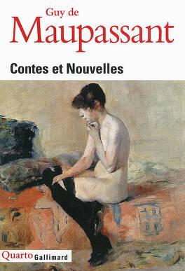 Couverture du livre : Contes et nouvelles