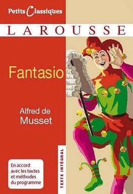 Couverture du livre : Fantasio