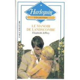 Couverture du livre : Le Manoir de Landscombe