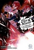 DanMachi – La Légende des Familias, Tome 4