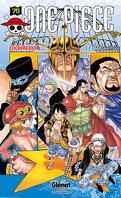 One Piece, Tome 75 : Ma gratitude