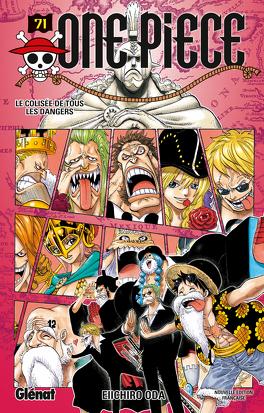 Couverture du livre : One Piece, Tome 71 : Le Colisée de tous les dangers