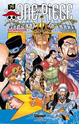 Couverture du livre : One Piece, Tome 75 : Ma gratitude