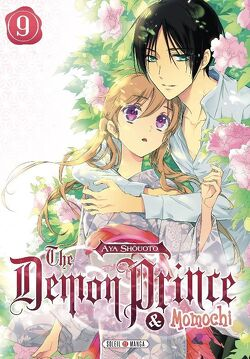Couverture de The Demon Prince and Momochi, Tome 9