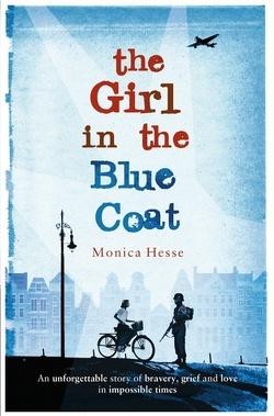 Couverture de Une fille au manteau bleu