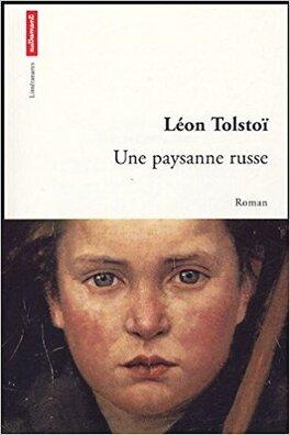 Couverture du livre : Une paysanne russe