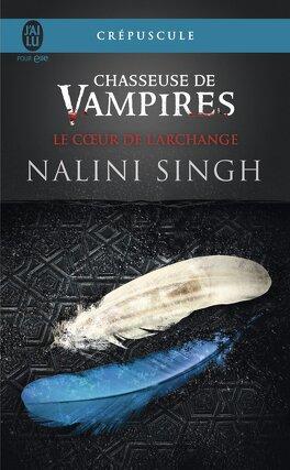 Couverture du livre : Chasseuse de vampires, Tome 9 : Le Cœur de l'archange