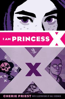 Couverture du livre : I am Princess X