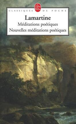 Couverture du livre : Méditations poétiques