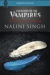 couverture Chasseuse de vampires, Tome 9 : Le Cœur de l'archange