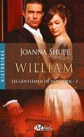 Les Gentlemen de New York, Tome 2 : William