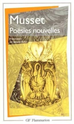 Couverture du livre : Poésies nouvelles