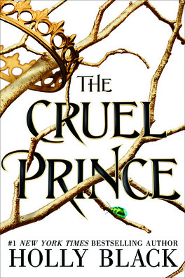 Couverture du livre : The Folk of the Air, tome 1 : The Cruel Prince